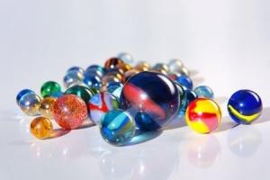marbles 123rf
