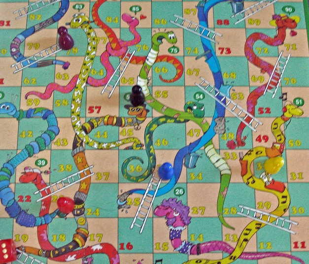 Snakes and ladders game as way of reviewing periodic trends stao blog image by druytst licensing under creative commons urtaz