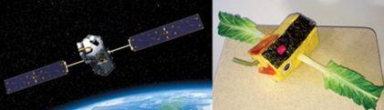 Satellite for Dinner