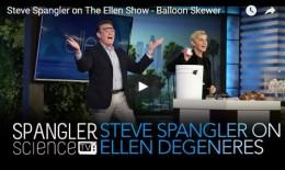 Steve Spangler  – BalloonSkewer