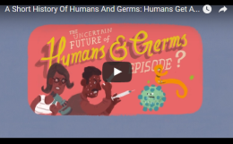 A Short History Of Humans AndGerms