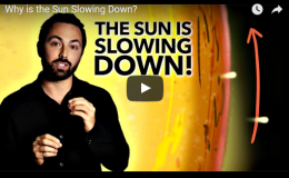 Why is the Sun SlowingDown?
