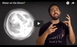 Water on theMoon?