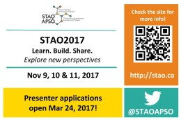 STAO2017  Conference