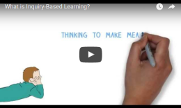 What is Inquiry-BasedLearning?