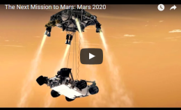 The Next Mission to Mars: Mars2020