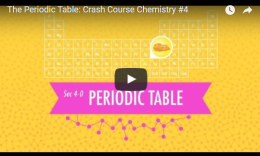 The Periodic Table: Crash Course Chemistry#4
