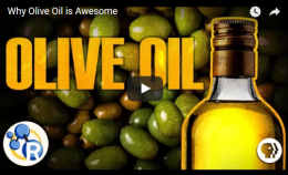 Why Olive Oil isAwesome