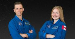 Meet Canada's Two New Astronauts – Canadian SpaceAgency