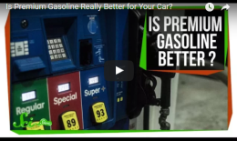 Is Premium Gasoline Really Better for YourCar?