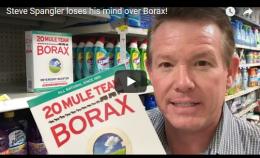 Steve Spangler loses his mind overBorax!