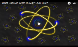 What Does An Atom REALLY LookLike?