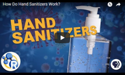 How Do Hand SanitizersWork?