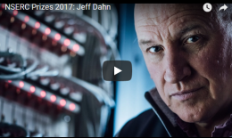 2017 Top Canadian Research Award Winner: JeffDahn