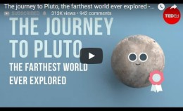 The Journey to Pluto, the farthest world ever explored – TED-Ed by AlanStern