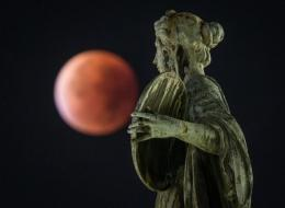 Don't Miss This Week's Deep Red Blood Moon – The Longest Lunar Eclipse Of ThisCentury