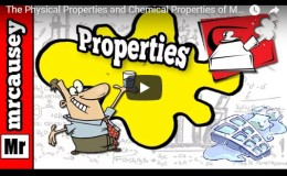 The Physical Properties and Chemical Properties ofMatter