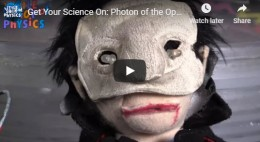 Get Your Science On: Photon of the Opera – submitted by Joanne O'Meara