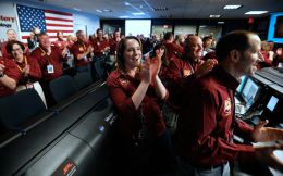 Touchdown on Mars: InSight probe completes historic landing – Globe andMail