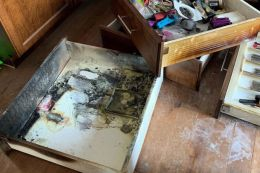 Battery fires: The potential danger hiding in your kitchen junk drawer at Christmas andyear-round