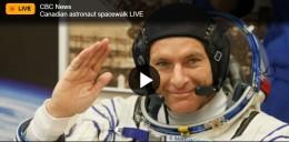 Canadian astronaut David Saint-Jacques takes 1st spacewalk – CBCNews