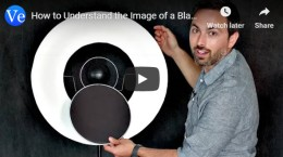 How to Understand the Image of a Black Hole –YouTube