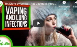 Yet More Evidence That Vaping Is Probably Terrible | SciShowNews