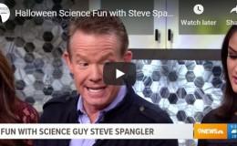 Halloween Science Fun with Steve Spangler on 9News –YouTube