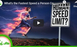 What's the Fastest Speed a Person CouldRun?