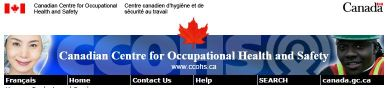 Cdn. Centre for Occupational Health and Safety