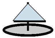 Elementary sailboat